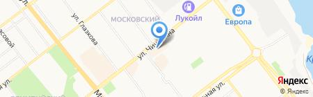 Mix на карте Тамбова