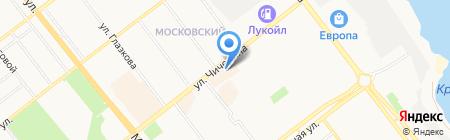 оDЁШка на карте Тамбова