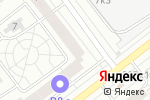 Схема проезда до компании Регион 63 в Тамбове
