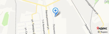 Топ-топ на карте Тамбова