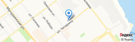 Мур-мур на карте Тамбова