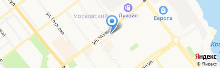 Дуэт на карте Тамбова