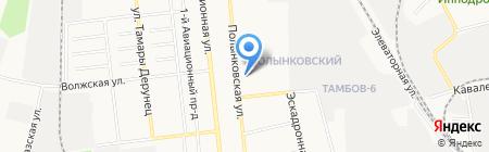 Ciberpay на карте Тамбова