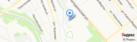 Zest на карте Тамбова