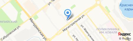Pit Stop на карте Тамбова