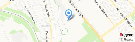 Жилищно-эксплуатационный комплекс 20 на карте Тамбова