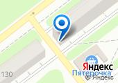 Участковый пункт полиции Октябрьского района на карте