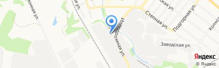 Центр кузовного ремонта на карте Тамбова