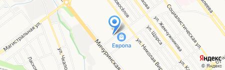 УФМС на карте Тамбова