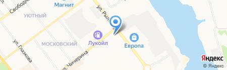 Бкс на карте Тамбова