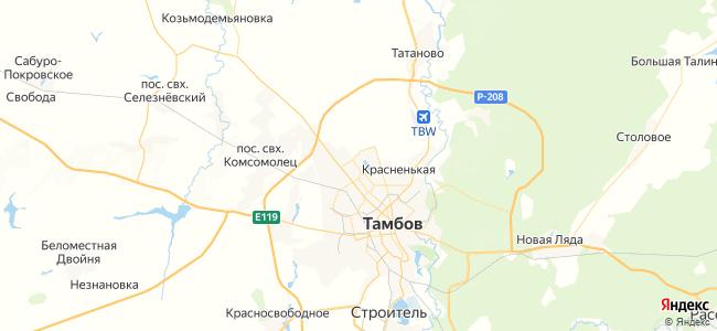 1 автобус в Тамбове