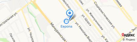 Опека АНО на карте Тамбова