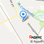 ЛИК на карте Тамбова