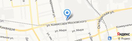 Магазин продуктов на ул. Тамбов 6 на карте Тамбова