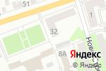 Схема проезда до компании Стиль в Тамбове
