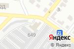 Схема проезда до компании Киоск по продаже фастфудной продукции в Тамбове