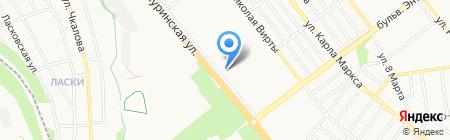 Vip-tour на карте Тамбова