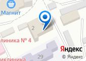 Отдел вневедомственной охраны при ОВД Советского района г. Тамбова на карте