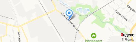 Аида на карте Тамбова