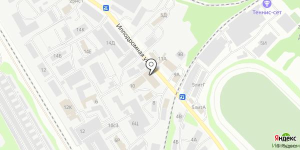 ПапаProfi.ru. Схема проезда в Тамбове