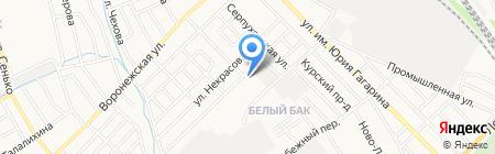 Маяк на карте Тамбова