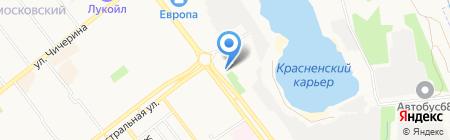 Василиса на карте Тамбова