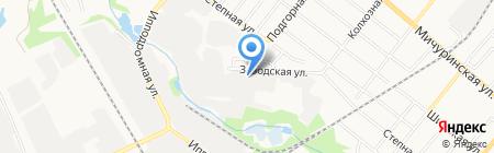 Щелково Агрохим на карте Тамбова