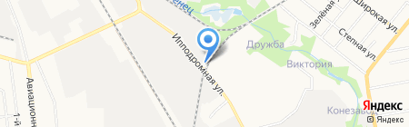 Магазин торгового оборудования на карте Тамбова