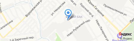 Автотрейд-Т на карте Тамбова