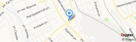 Алекса на карте Тамбова