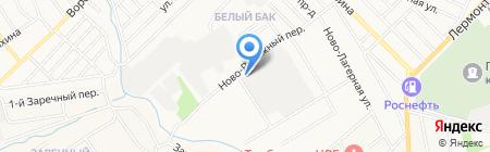 Всероссийский НИИ использования техники и нефтепродуктов Российской академии сельскохозяйственных наук на карте Тамбова