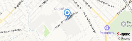 Пункт приема цветных металлов на карте Тамбова