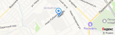 Магазин мебельной фурнитуры на карте Тамбова