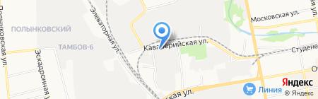 Магазин на карте Тамбова