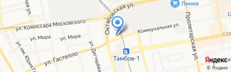 LiQUI MOLY на карте Тамбова