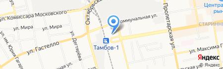 Bender на карте Тамбова