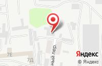 Схема проезда до компании Прогресс-2 в Тамбове
