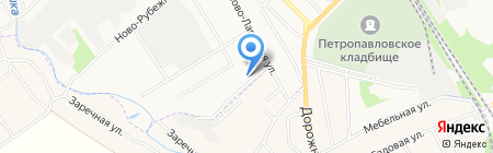 Участковый пункт полиции Отделение полиции №2 на карте Тамбова