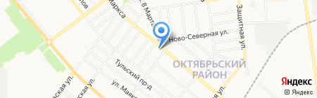 Калейдоскоп на карте Тамбова