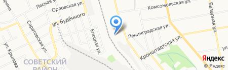 ТТВ на карте Тамбова