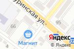 Схема проезда до компании Шаурма в Тамбове