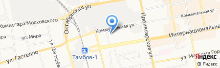 ОптиМаг на карте Тамбова