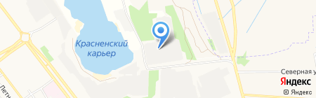 Колесо сервис на карте Тамбова
