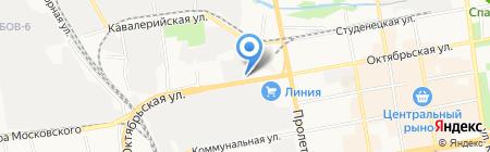 Сон & Я на карте Тамбова