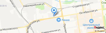Шок на карте Тамбова