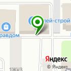 Местоположение компании Полив в Тамбове