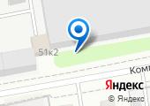 Профсоюзный комитет завода Ревтруд на карте