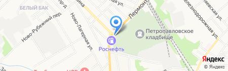 Аvтозапчасти на карте Тамбова