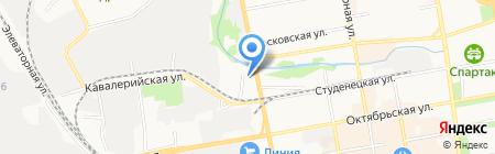 GOOD SERVISE TAMBOV на карте Тамбова