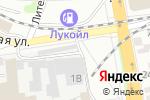 Схема проезда до компании Следственный отдел по Октябрьскому району г. Тамбова в Тамбове